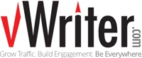 vWriter.com | Grow Traffic, Build Engagement, Be Everywhere — Content Marketing Platform